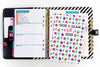 God & Glam® Bible Study Planner Inserts