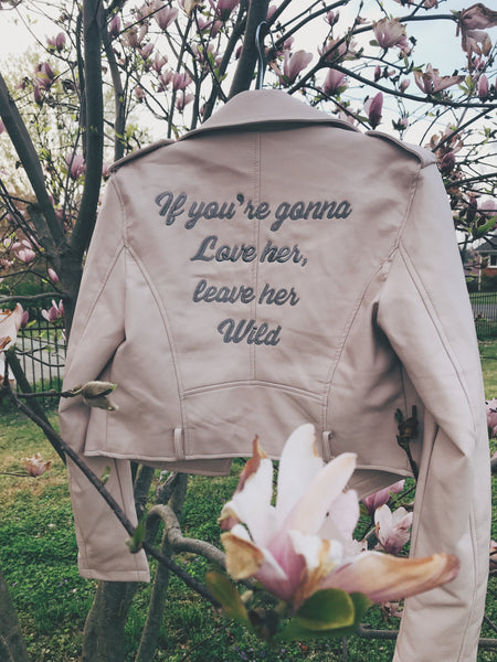 Leave her Wild Jacket