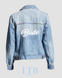 [LTB Customs] Bride Denim Jacket