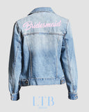 [LTB Customs] Bridesmaid Denim Jacket
