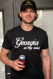 [SUMMER SALE] Georgia On My Mind Tee