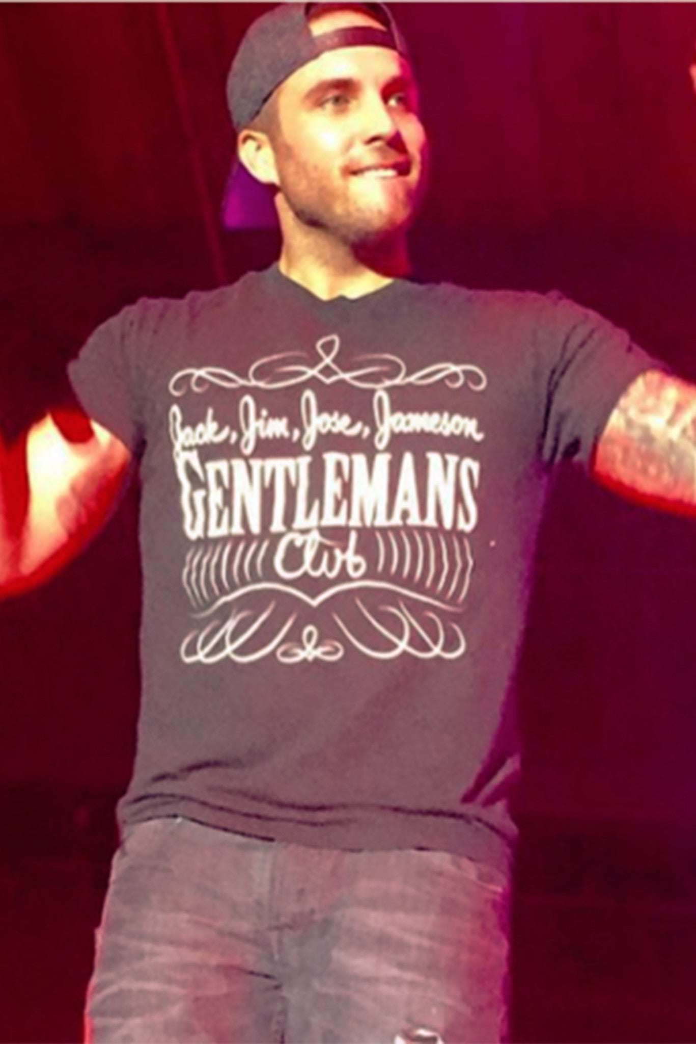Z Gentlemans Club Unisex Tee