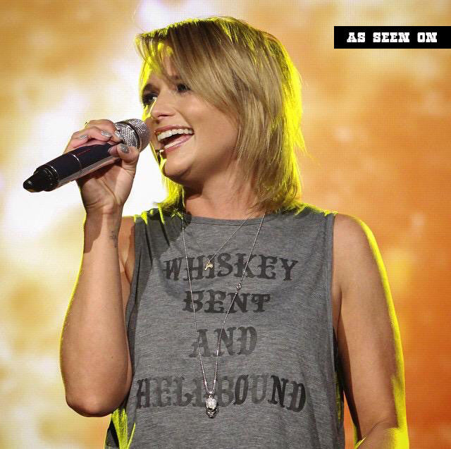 Whiskey Bent and Hellbound Tank Gray