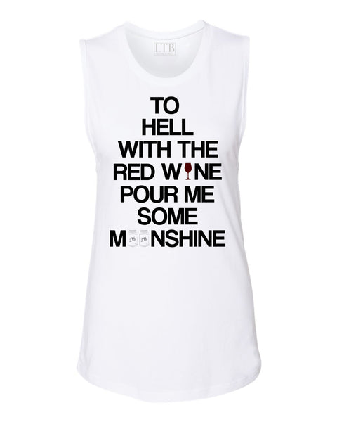 [SUMMER SALE] Moonshine Tank