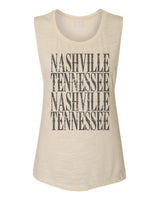 Nashville Tank Natural