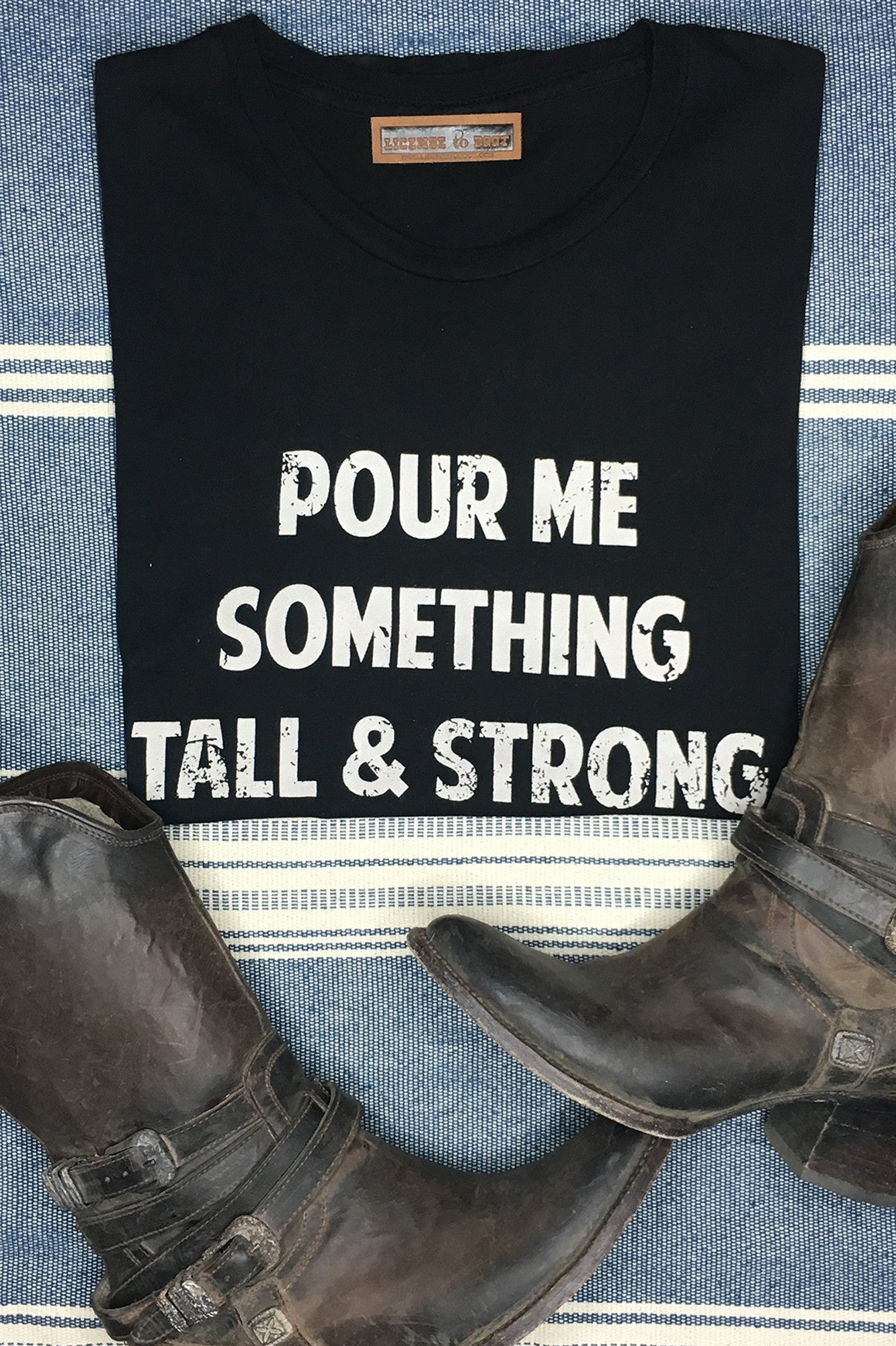 Pour Me Something Tee