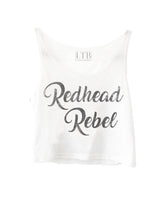 [SUMMER SALE] Redhead Rebel Crop Top