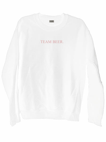 [LTB Customs] Team Beer Crewneck Sweatshirt