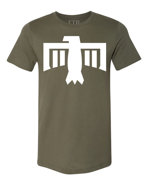 Thunderbird Tee Army Green