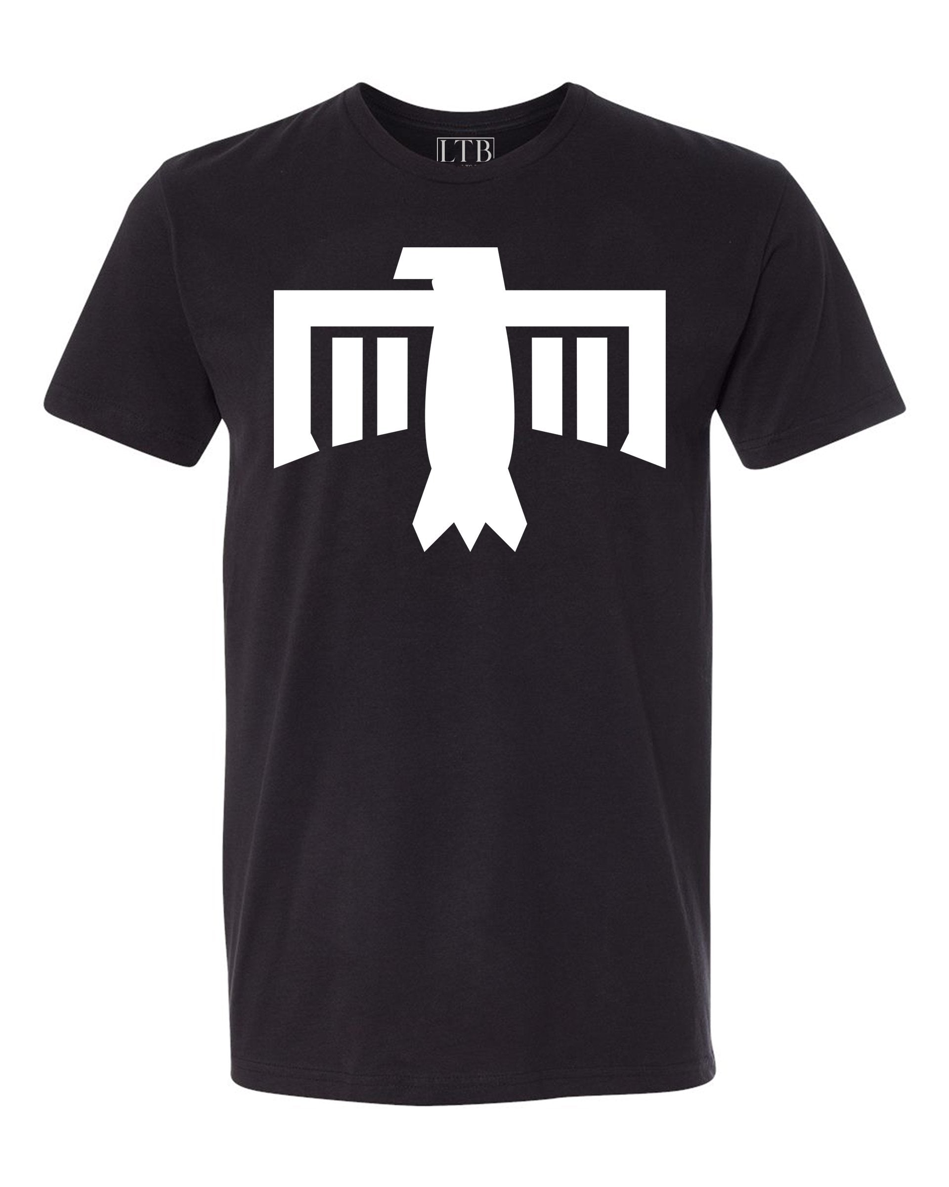Thunderbird Tee Black & White