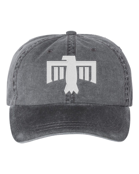 Thunderbird Hat Black