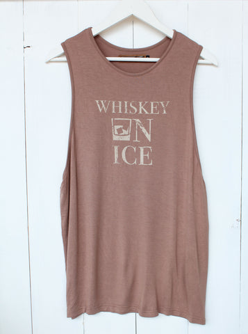 Whiskey On Ice Tank