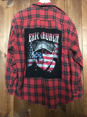 Reconstructed Flannel EC1