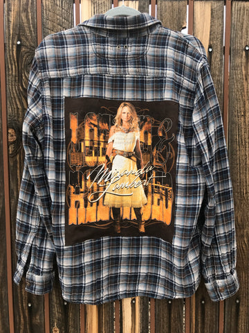 Reconstructed Flannel 057 LARGE