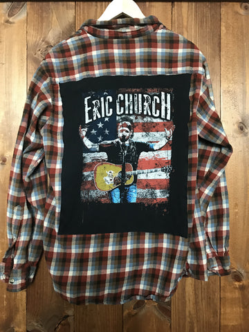 Reconstructed Flannel EC2