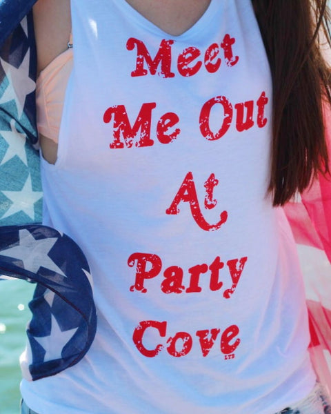 [SUMMER SALE] Party Cove Tank