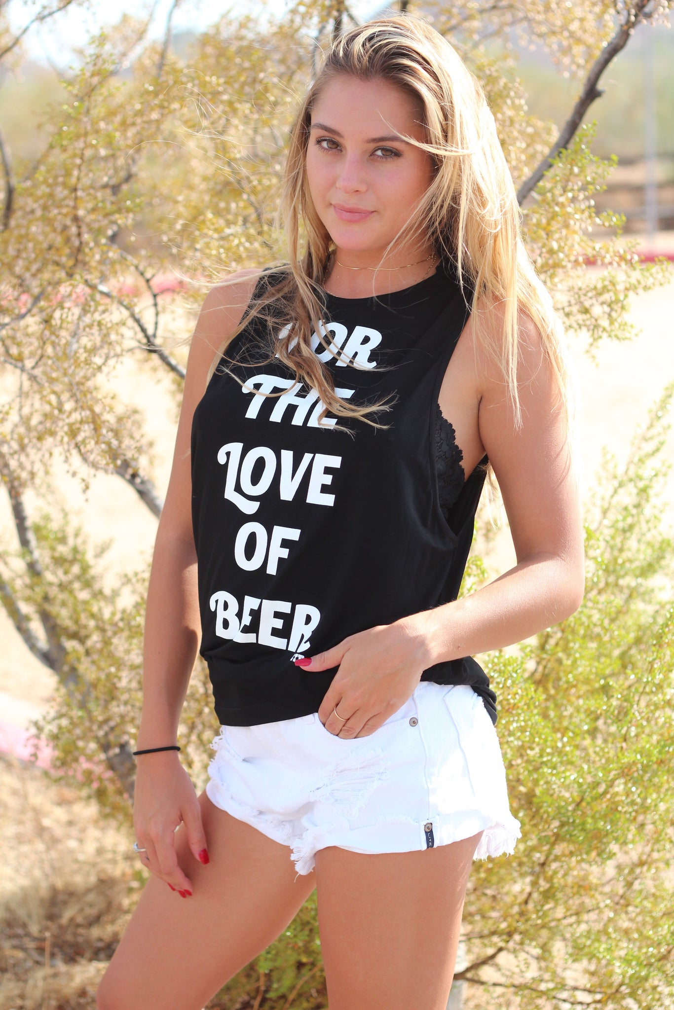 Love of Beer Signature Tank 1.0