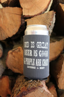 [SUMMER SALE] Beer is Good Koozie
