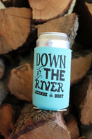 Down by the River Koozie