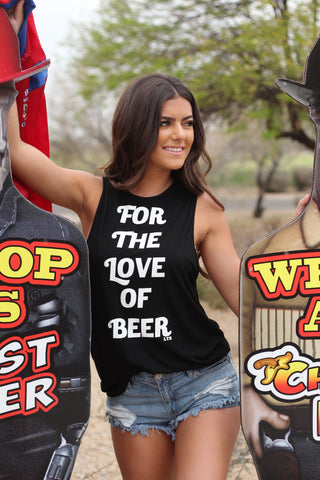 [SALE] Love of Beer Signature Tank 1.0