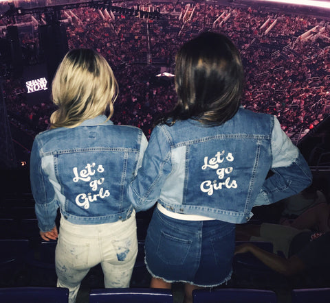 Let's Go Girls Jacket