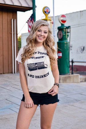 Front Porch Swingin' LTB Signature Tee