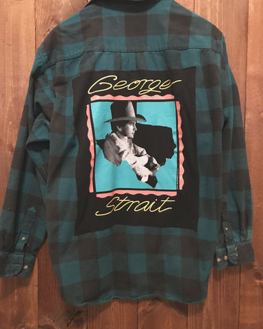 Reconstructed Flannel GS1