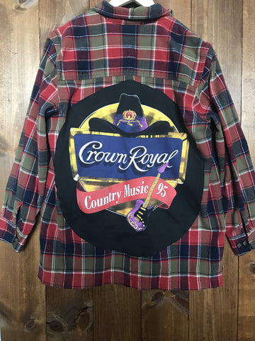 Reconstructed Flannel CR1