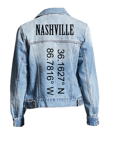 [LTB Customs] Coordinates Jacket