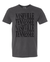[SUMMER SALE] Nashville Tee Gunmetal