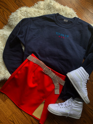 [LTB Customs] Titan Up Crewneck Sweatshirt
