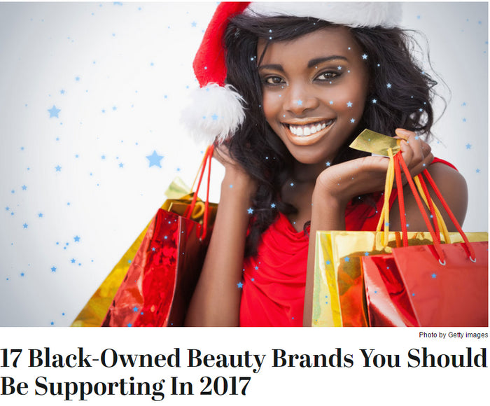 Essence: Black-Owned Beauty Brands You Should Be Supporting In 2017