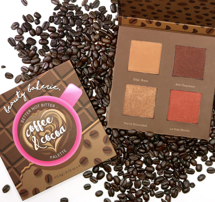Beauty Bakerie Coffee & Cocoa Palette
