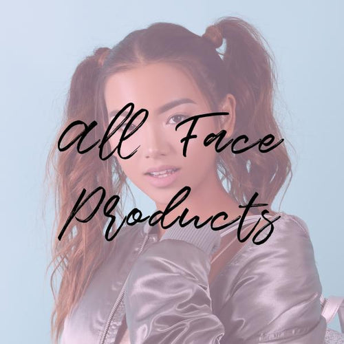 All Face Products