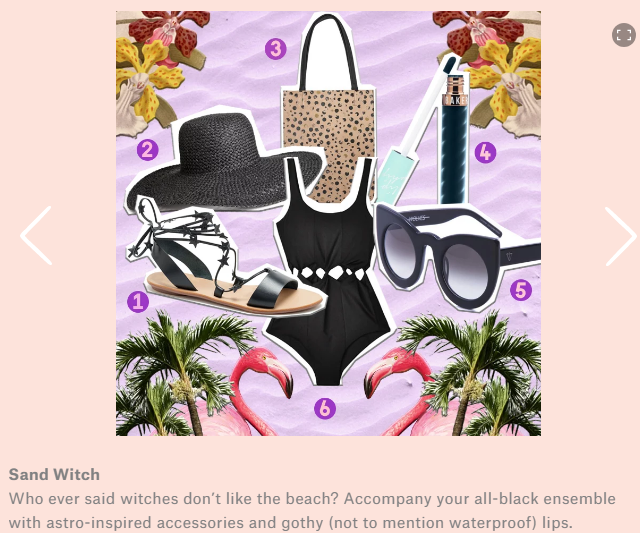 Nylon: Your Ultimate Beach Look