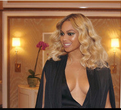 Beyonce wearing Beauty Bakerie Versailles