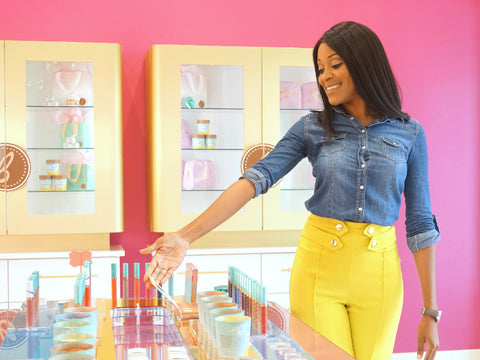 Beauty Bakerie CEO Cashmere Nicole Interviews with Essence