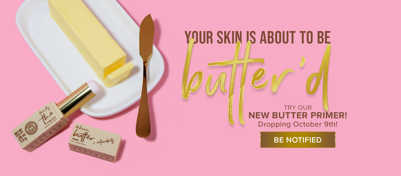 View the butter hydrasilk primer