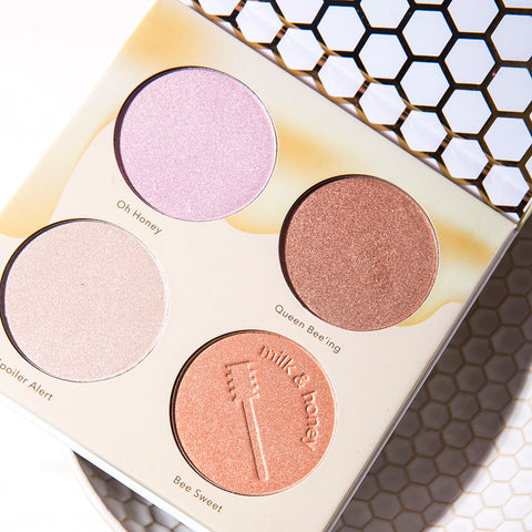 View Milk and Honey Highlighting Palette