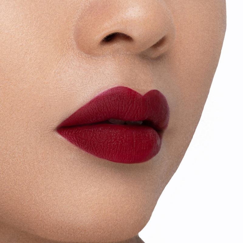 Cranberry Stiletto Matte Lip Whip