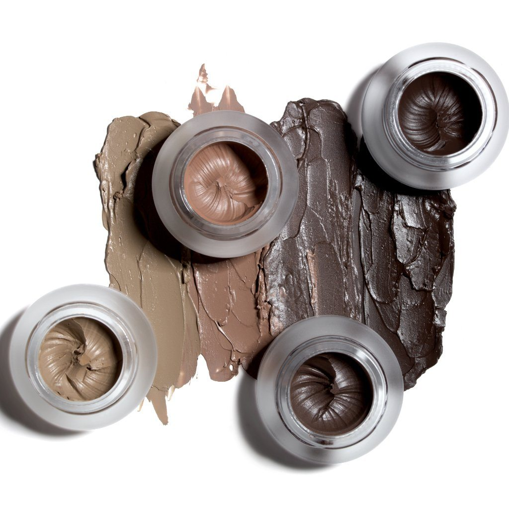 Dark Brown BROWnies Brow Pomade | Eyebrow Gel by Beauty Bakerie Cosmetics Brand
