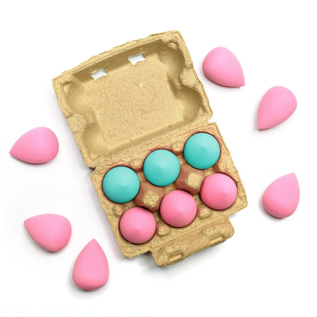 Blending Egg Beauty Sponges