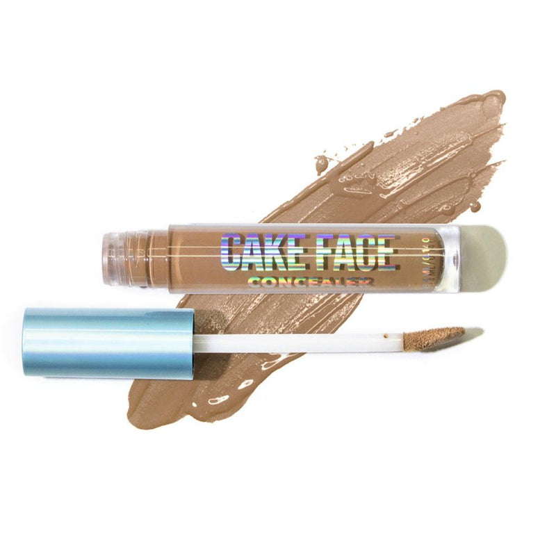 Cool Beans Concealer | Cake Face Concealer by Beauty Bakerie Cosmetics Brand