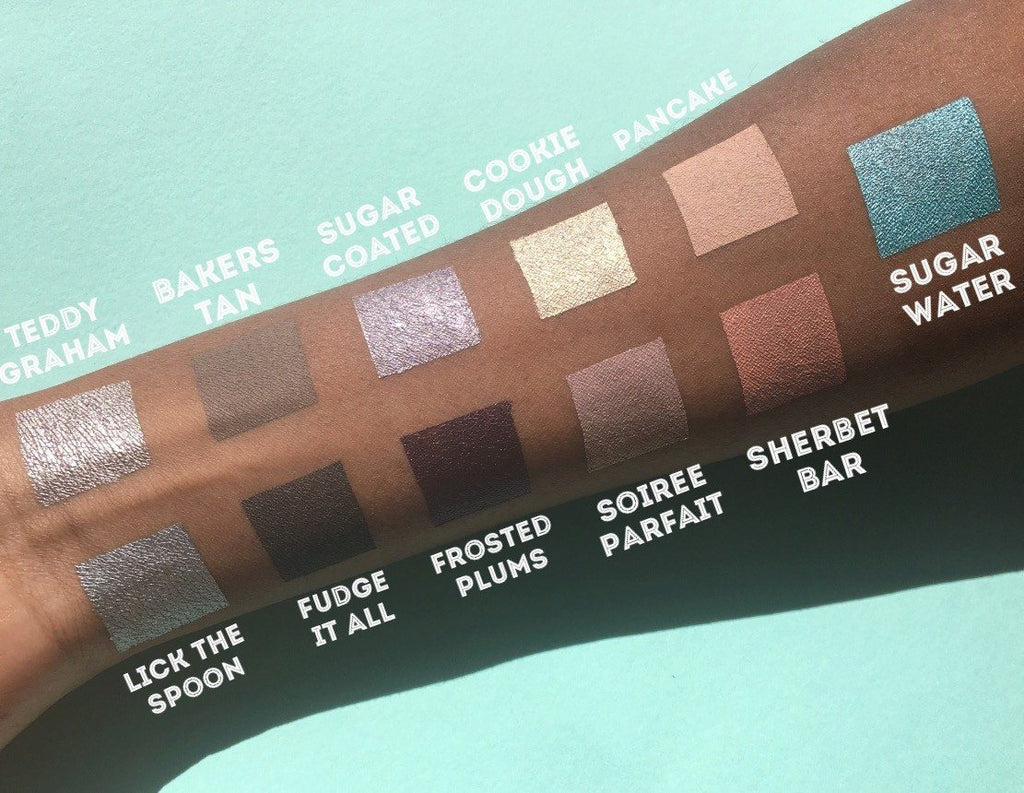 Baker's Tan EyesCream Eyeshadow Eye Makeup - Beauty Bakerie Cosmetics Brand - 2