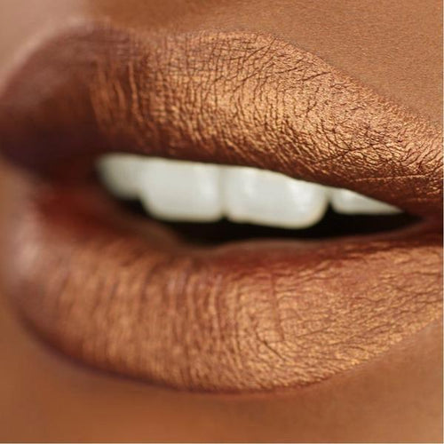 Hazelnut Swirl Metallic Lip Whip