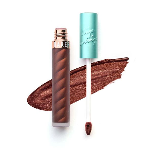 Cinnamon Roll Metallic Lip Whip