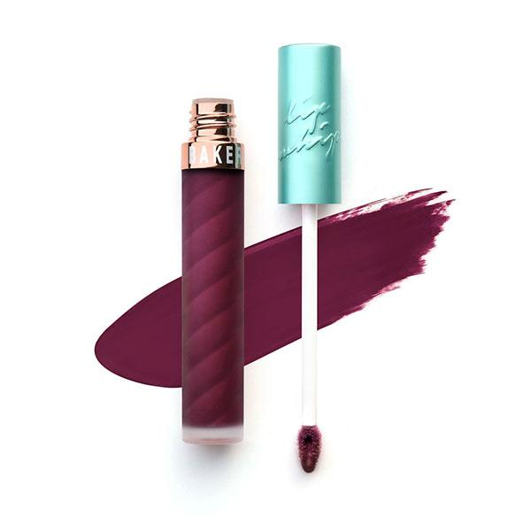 Raspberry Tiramisú Lip Whip Liquid Matte Lipstick - Beauty Bakerie Cosmetics Brand