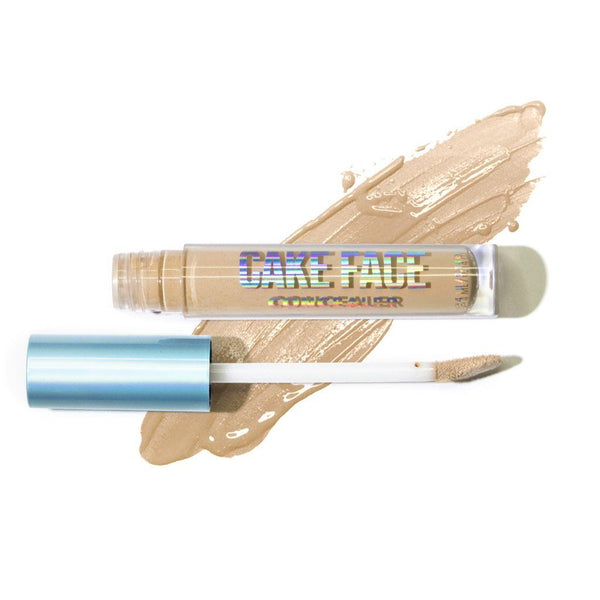 Love You Latte Concealer | Cake Face Concealer by Beauty Bakerie Cosmetics Brand