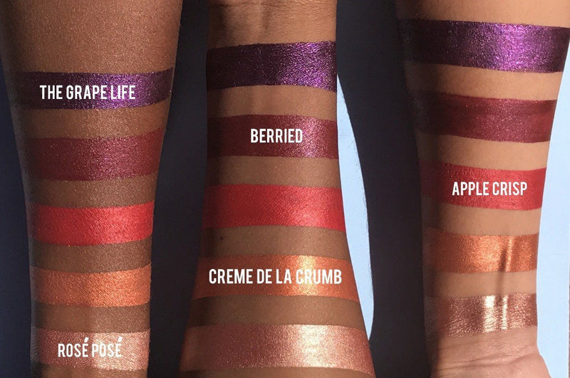 Rosè Posè Metallic Lip Whip Metallic Liquid Matte Lipstick - Beauty Bakerie Cosmetics Brand - 2