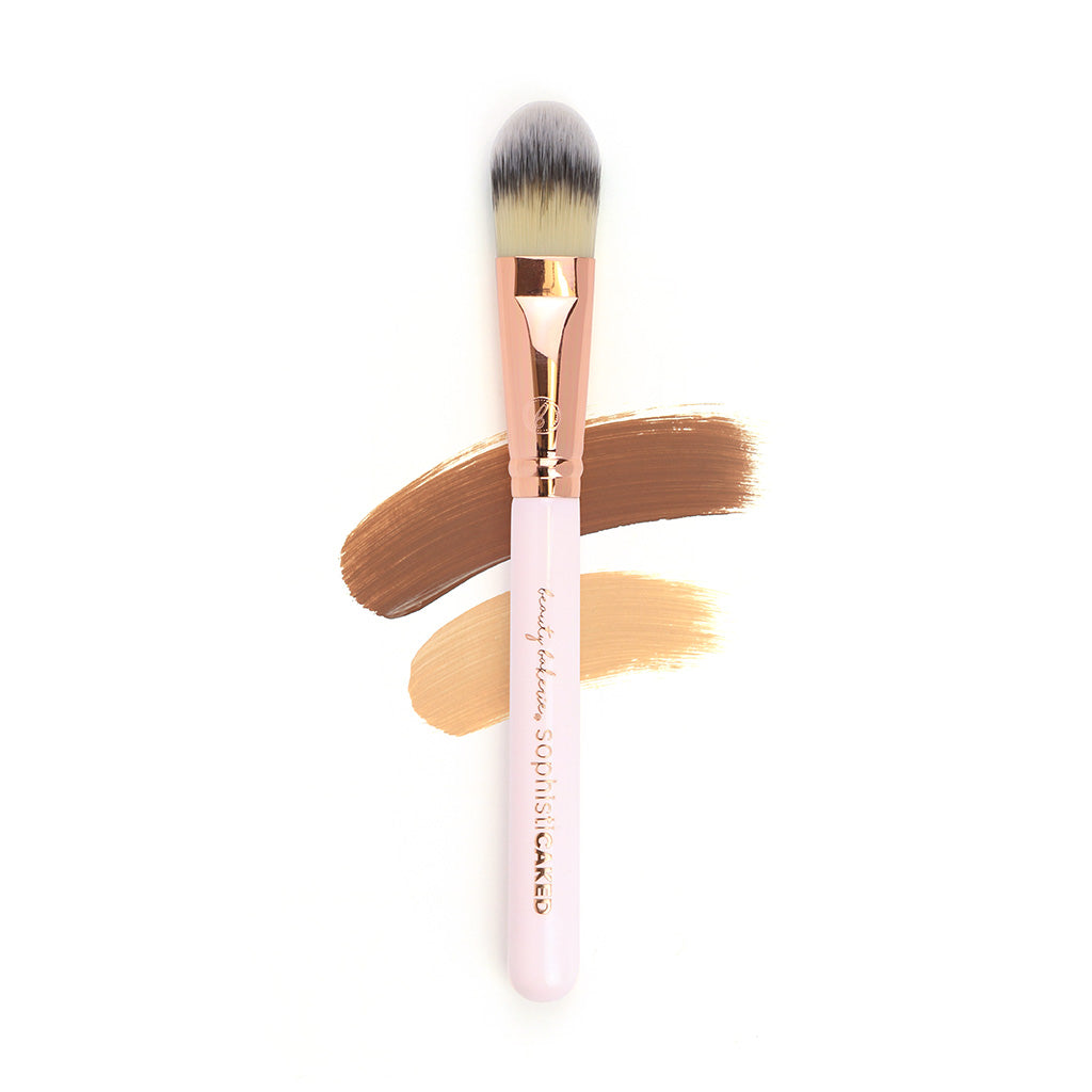 SophistiCAKED Foundation Brush